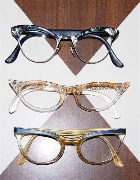 vintage cat eye glasses vintage vandalizm