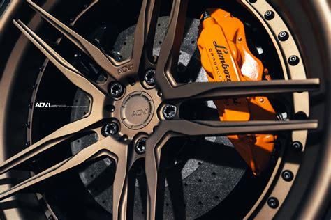 Lamborghini Wheel Wallpaper Matte Gray Lamborghini Aventador Lp700 Adv05 Track Spec