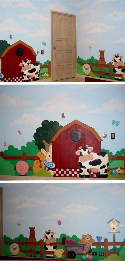 Paint By Number Wall Murals For Adults 32 best images about murals for kids rooms on pinterest