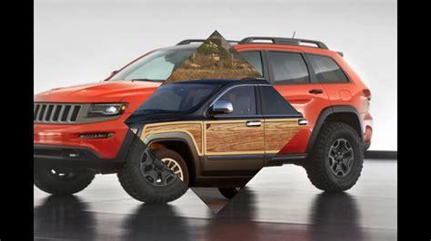 2019 jeep wagoneer concept 2019 2018 jeep grand cherokee wagoneer suv concept
