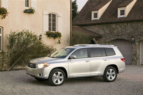 how to learn about cars 2009 toyota highlander regenerative braking 2009 toyota highlander picture number 32507