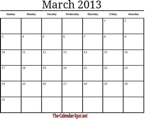 printable quarterly calendar 2013 6 best images of 2013 monthly calendar printable pdf