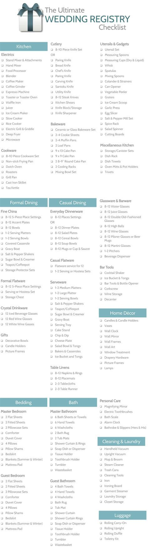Best 25  Wedding gift registry ideas on Pinterest