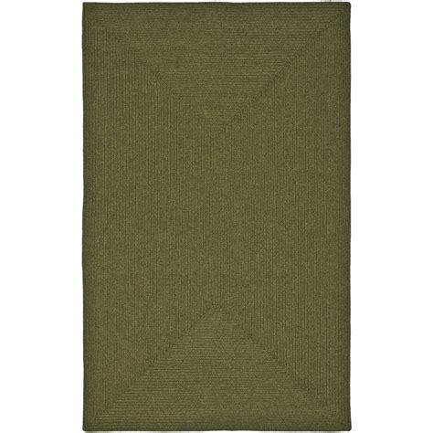 safavieh braided moss green area rug reviews wayfair