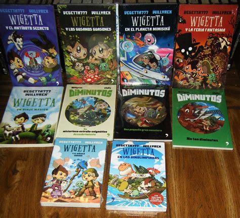 libro wigetta 10 libros wigetta y diminutos gafas vr env 237 o gratis 2 050 00 en mercado libre
