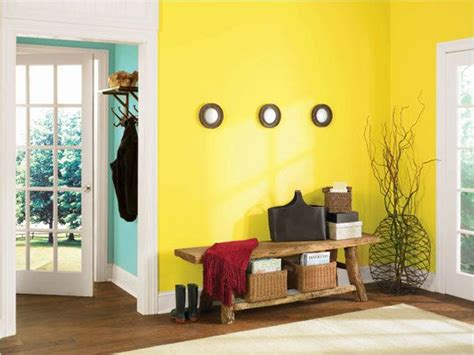 yellow accent wall farmers market inspiration citrus on the walls yellow