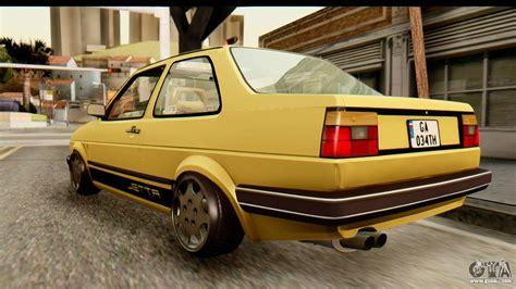 volkswagen jetta coupe volkswagen jetta a2 coupe for gta san andreas