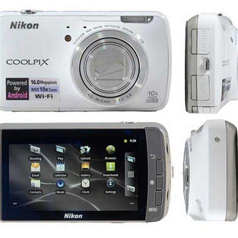 Kamera Underwater Nikon Coolpix nikon coolpix s800c kamera digital android