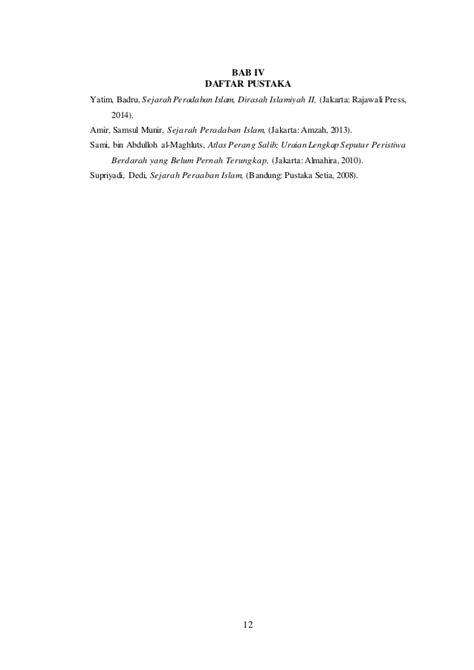 Almahira Atlas Perang Salib sejarah peradaban islam perang salib