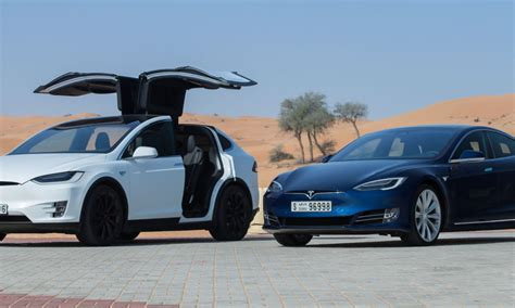 dubai orders  tesla model       limousines