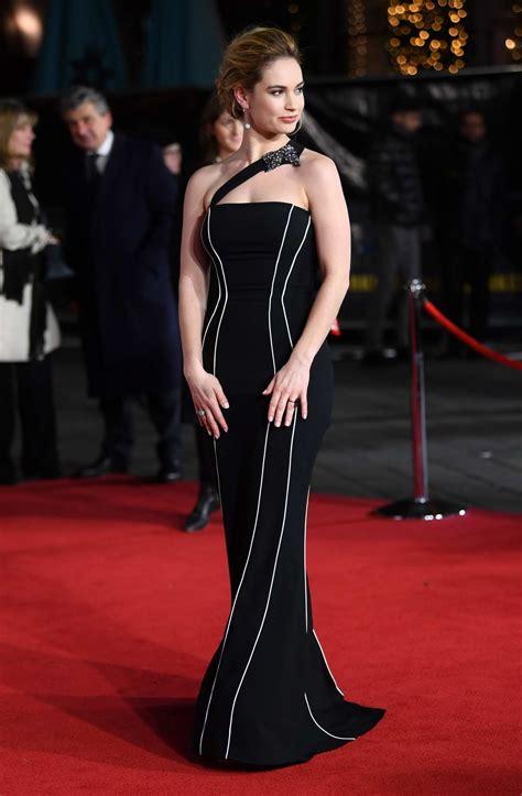 darkest hour premiere date lily james attends darkest hour premiere in london