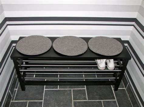 tjusig bench with shoe storage 17 best images about meuble d entr 233 e on pinterest serum