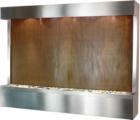 Interior Wall Water Fountains by Water Wall Design Interior Wall Water Fountains Interior