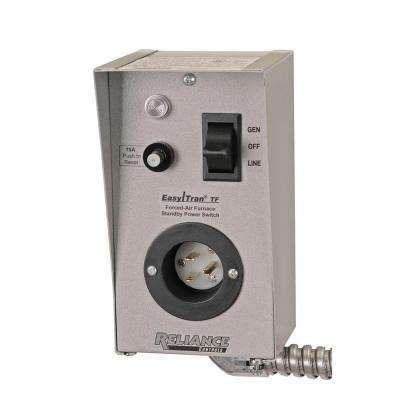 Transfer Switches Generator Accessories The Home Depot