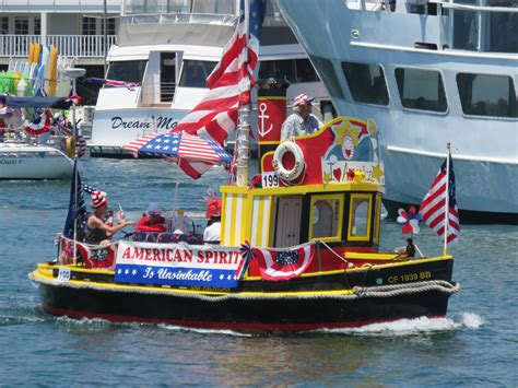 old glory boat parade fireworks will illuminate southern california skies the log