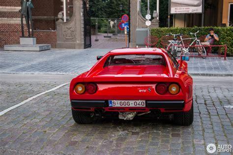 Ferrari 6 Gto by Ferrari 288 Gto 26 August 2016 Autogespot