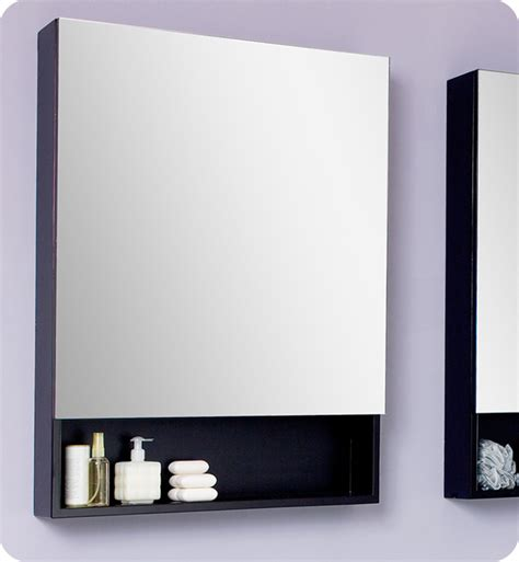 Fresca infinito espresso modern double sink bathroom vanity