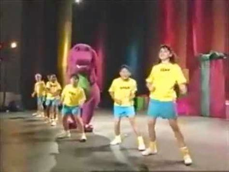barney and friends backyard gang whatsoever critic quot barney in concert quot video review