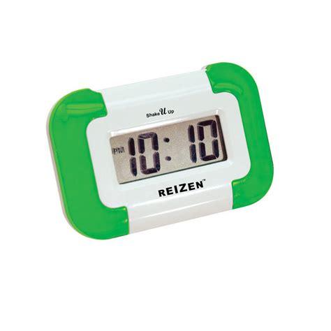 maxiaids reizen shake u up compact vibrating alarm clock