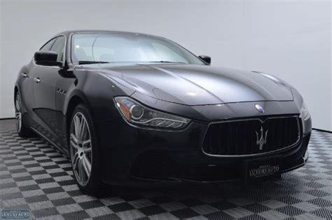Maserati Extended Warranty by Maserati Ghibli Warranty Idea Di Immagine Auto