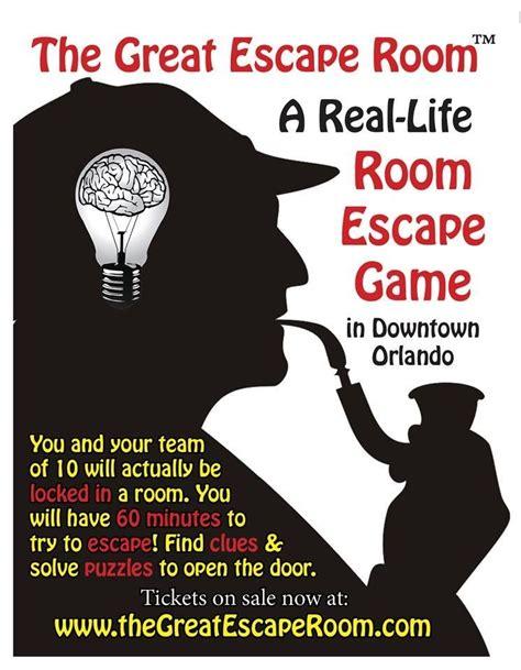 the great escape room orlando guide to escape in orlando