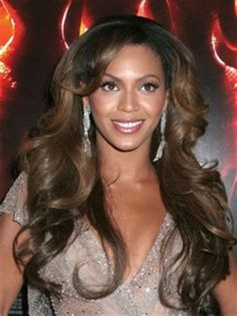 Beyonce Pin Up Hairstyles by Sleek Pony Beyonce Hairstyles From Ghd