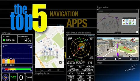 gps apps for android top 5 navigation apps for android
