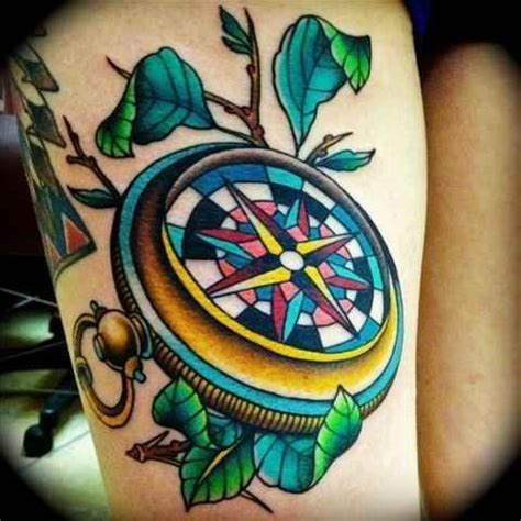 compass tattoo beautiful 50 beautiful compass tattoo designs and meanings