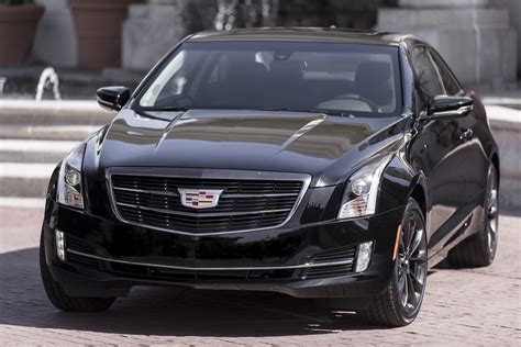 where are cadillacs from cadillac ats black chrome package announced gm authority
