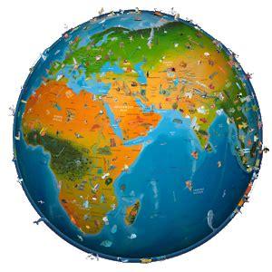 Globe Fisikal Bola Dunia app world map atlas 2017 apk for windows phone android