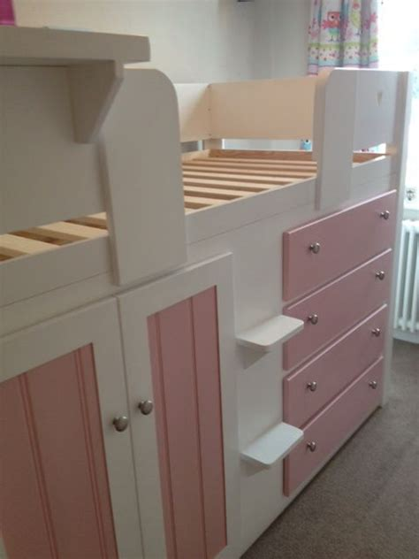 Cabin Bed With Wardrobe And Drawers by 17 Best Images About Childrens Cabin Beds On