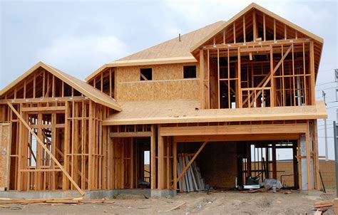 how to build a new house does a canadian lumber tariff affect local building