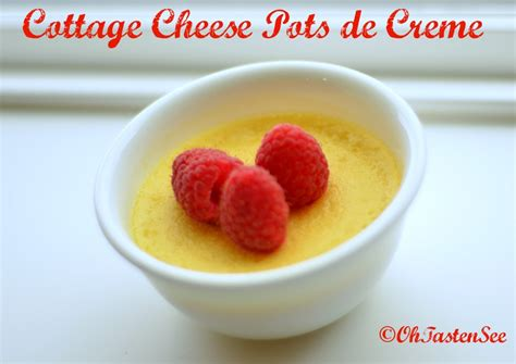 Is There Sugar In Cottage Cheese by Cottage Cheese Pots De Cr 232 Me Low Carb High Protein Gluten