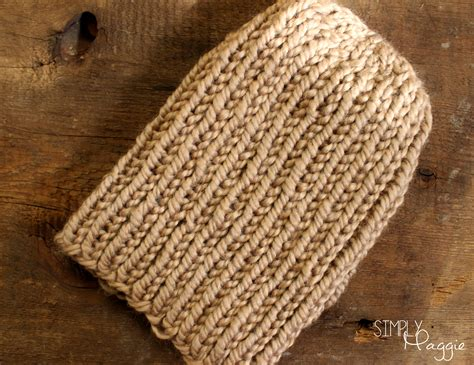 knit 2 purl 2 hat pattern slouchy knit purl hat simplymaggie