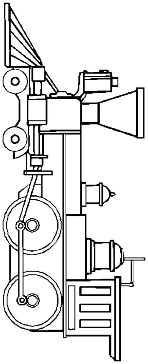 preschool coloring pages trains colouring pic of trains
