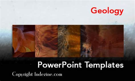 powerpoint templates geology geology powerpoint templates