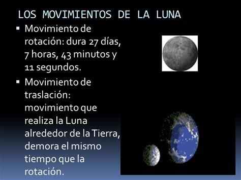 Playhouse Floor Plans Los Movimientos De La Luna Y La Tierra Ciencias Naturales