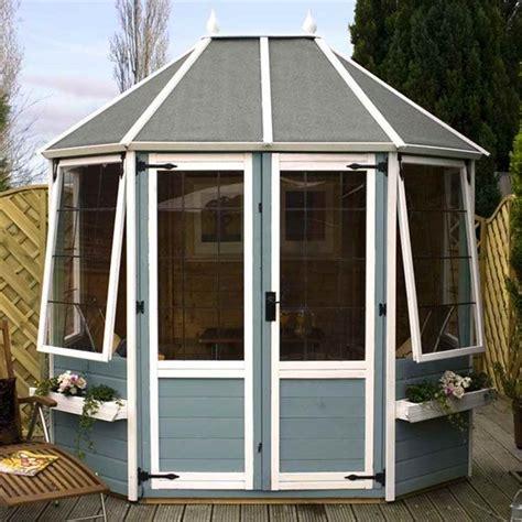 shedswarehouse oxford summerhouses 8ft x 6ft avon octagonal summerhouse 12mm t g floor