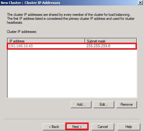 how to uninstall nlb configuring window 2008 network load balancer nlb for