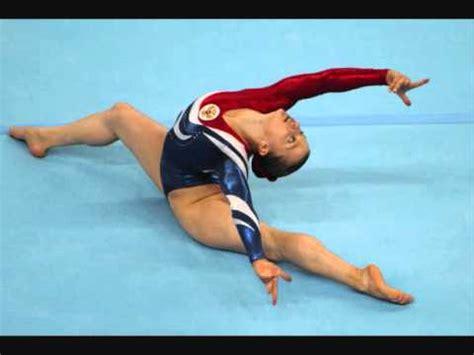 gymnastics floor of courage