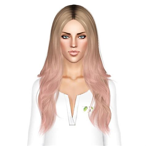 sims 3 custom content fringe hairstyle the sims 3 alesso s denial hairstyle retextured by july kapo