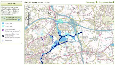 flood map uk environment agency environment agency publishes new flood risk maps house