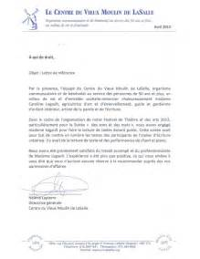 Exemple Lettre De Recommandation Gardienne Lettres De Recommandation Carolinade