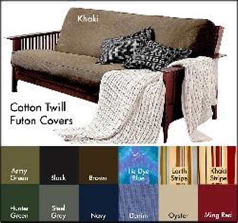 Canvas Futon Covers by Canvas Futon Cover Bm Furnititure