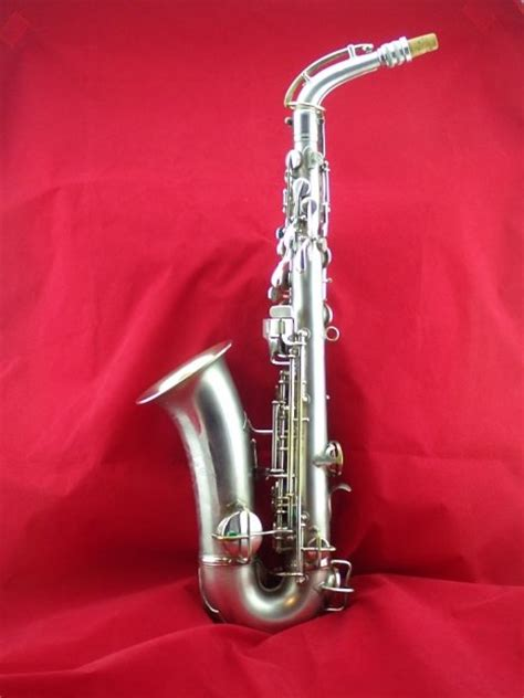 Tas Ransel Alto Original Silver Series 1 1925 c g conn chu berry new ii silver plated alto saxophone gig ready reverb
