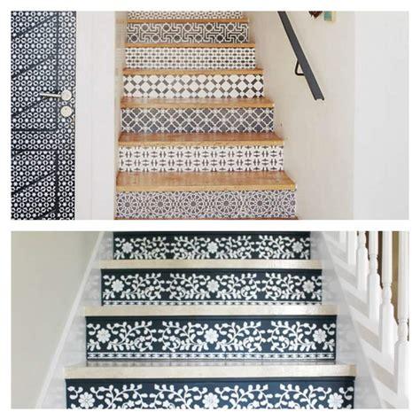 Modele D Escalier Peint