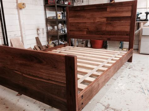 hardwood bed frame beds woodkeeper furniture