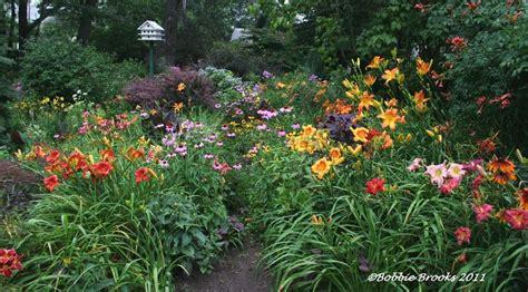 cottage gardens daylilies the color coordinated garden garden org