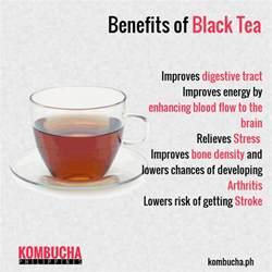 organic assam black tea loose leaf 50g kombucha philippines