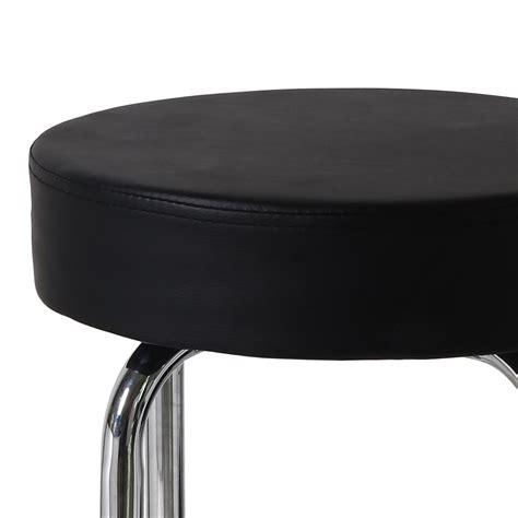 Four Legged Bar Stools by Consumer Black Four Legged Backless Bar Stool Bar